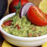 guacamole, avocadodip, recept avocado