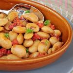 reuzenbonen salade recept