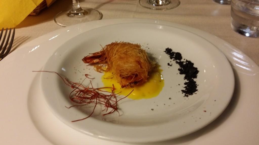 Reisverslag italie viareggio cinque terre nitens restaurant