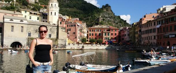Reisverslag italie viareggio cinque terre
